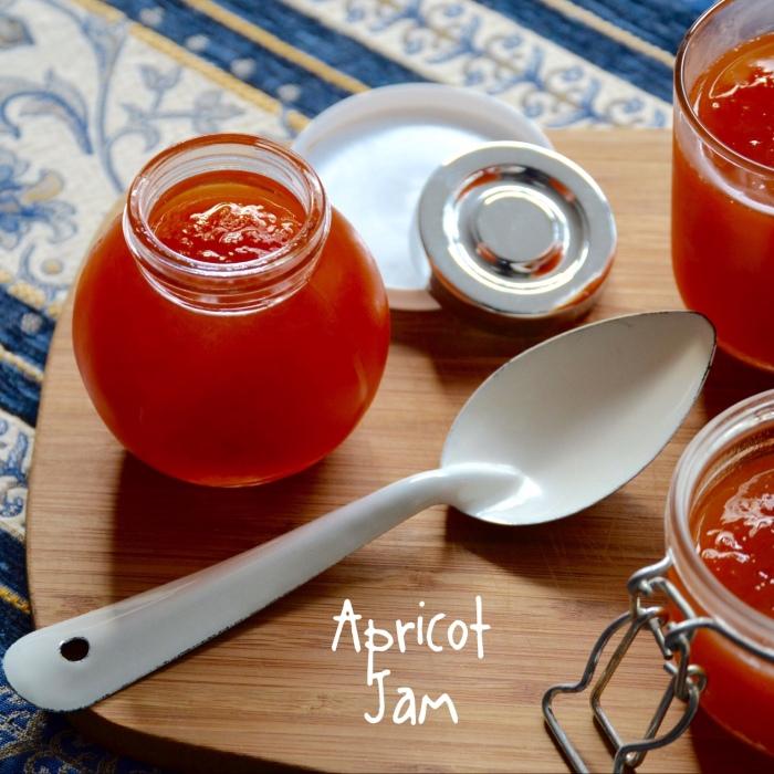 apricot jam 1