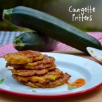 courgette fritters 1