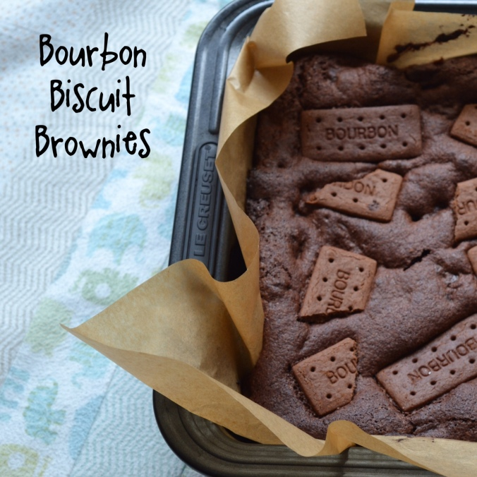bourbon biscuit brownies 1
