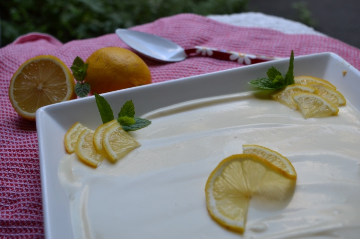 lemon icebox pie 1