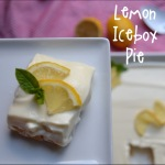 lemon icebox pie 2